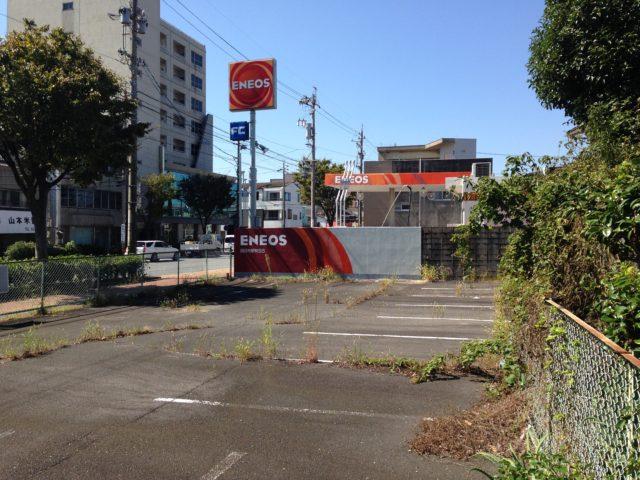工事前の建設現場2